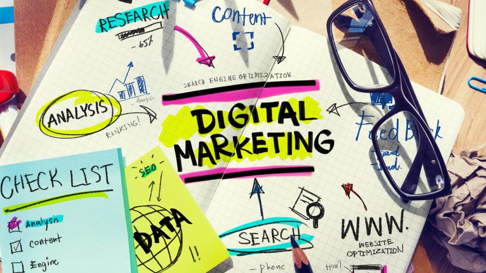 Digital marketing strategy steps
